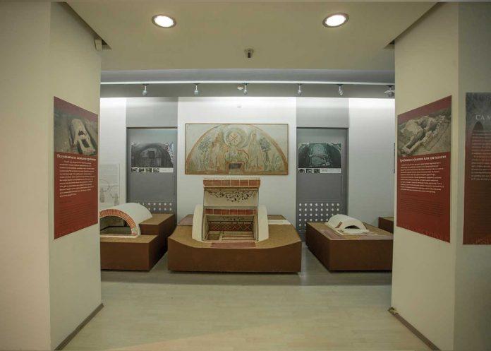 Arheološka sala Narodnog muzeja u Nišu