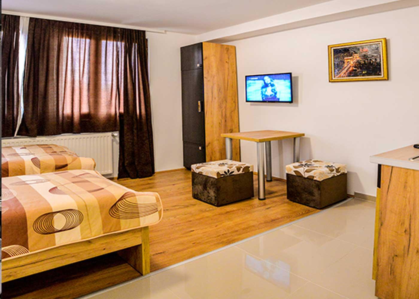 Garni Hotel Apel Apartments