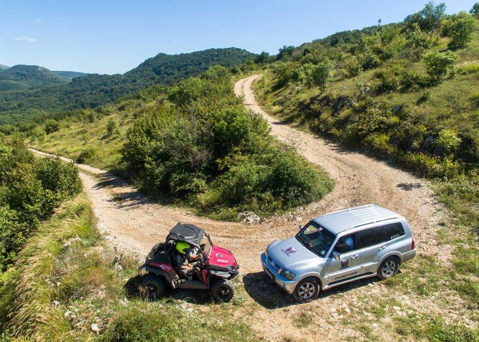 Jeep Off Road Niš