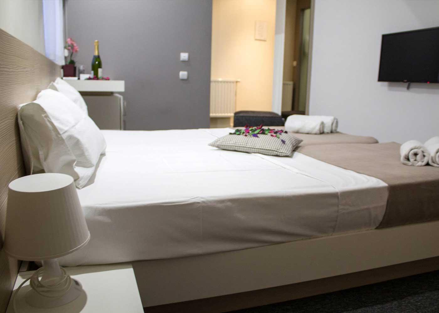 Krevet i dorucak