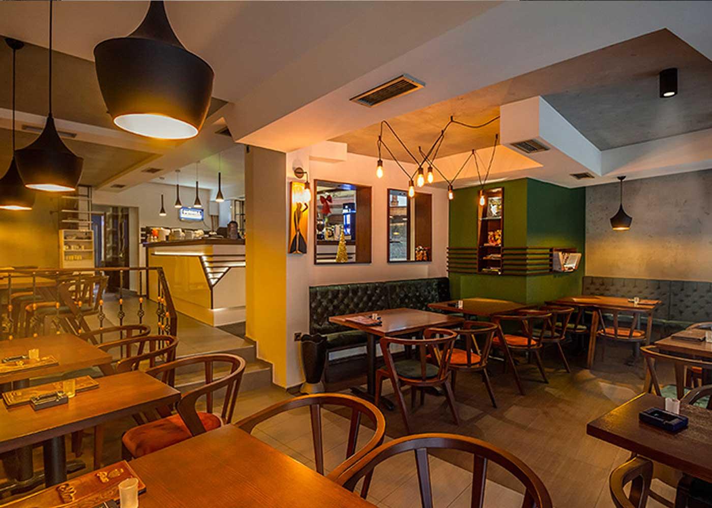 Restoran Pleasure club